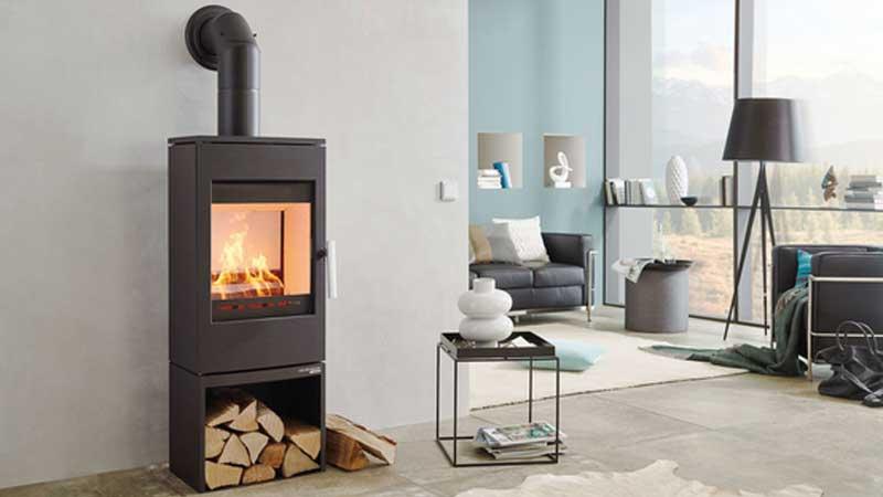 po le bois foyer vitr drupal. Black Bedroom Furniture Sets. Home Design Ideas